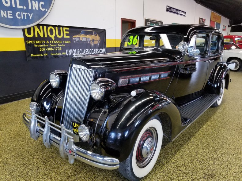 1936 Packard 120 For Sale
