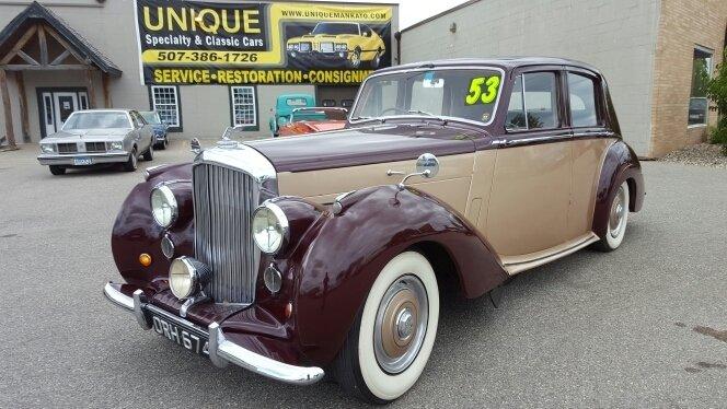 1953 BENTLY R