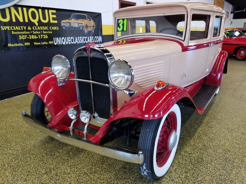 1931 Willys OVERLAND