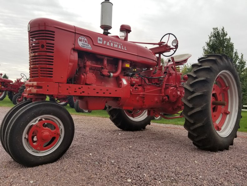 1954 International Harvestor Super MTA