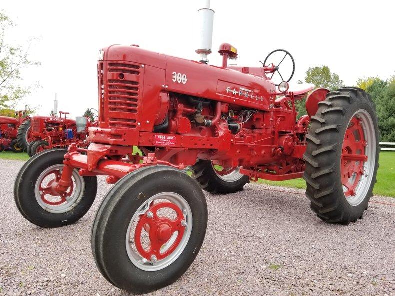 1956 Farmall 300