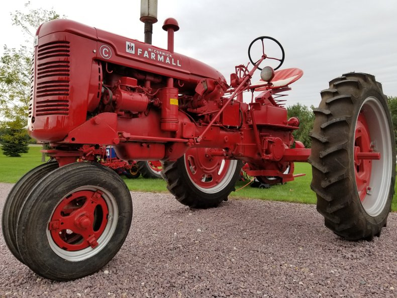1947 International C For Sale