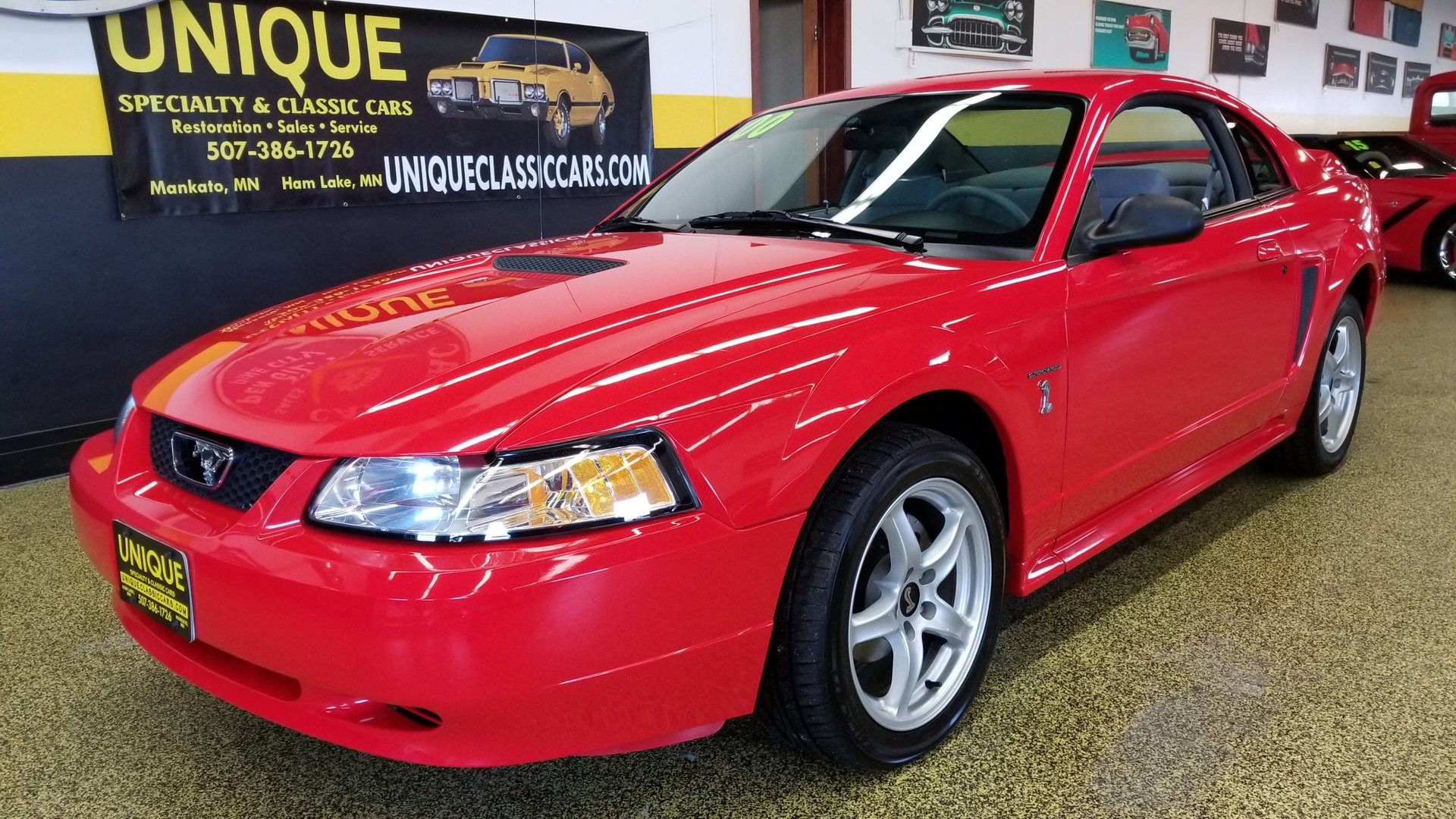 2000 ford mustang coupe for sale 4600 motorious