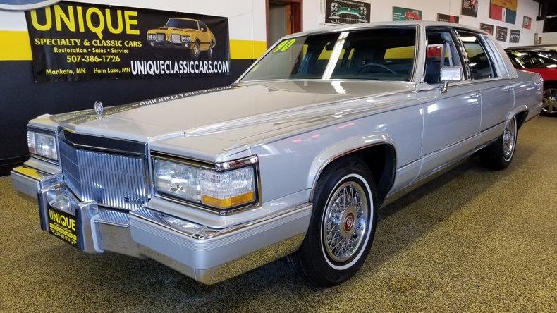 1990 Cadillac Fleetwood
