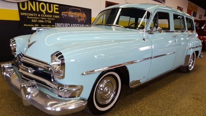 1954 Chrysler New Yorker
