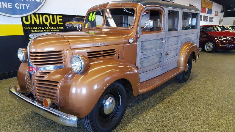 1946 Dodge Woody