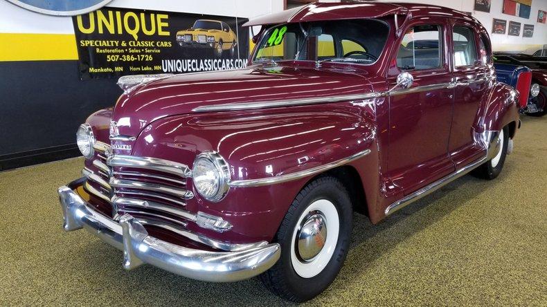1948 Plymouth Special De Luxe