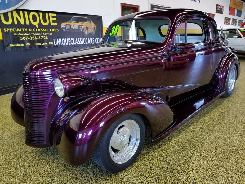 1938 Chevrolet Coupe For Sale