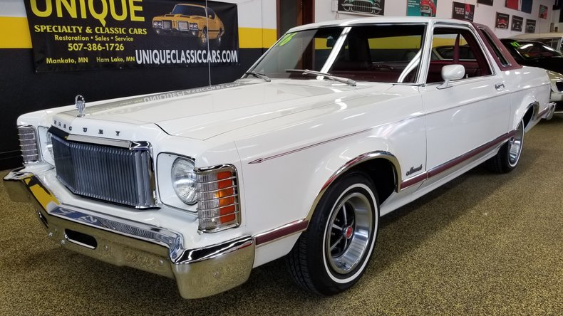 1976 Mercury Monarch