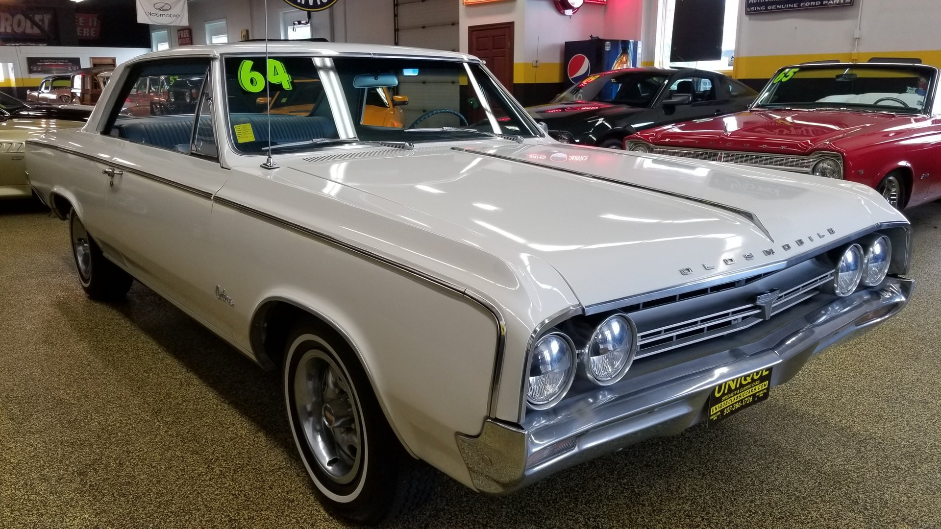 1964 Oldsmobile Cutlass F85 2dr for sale #90323 | MCG