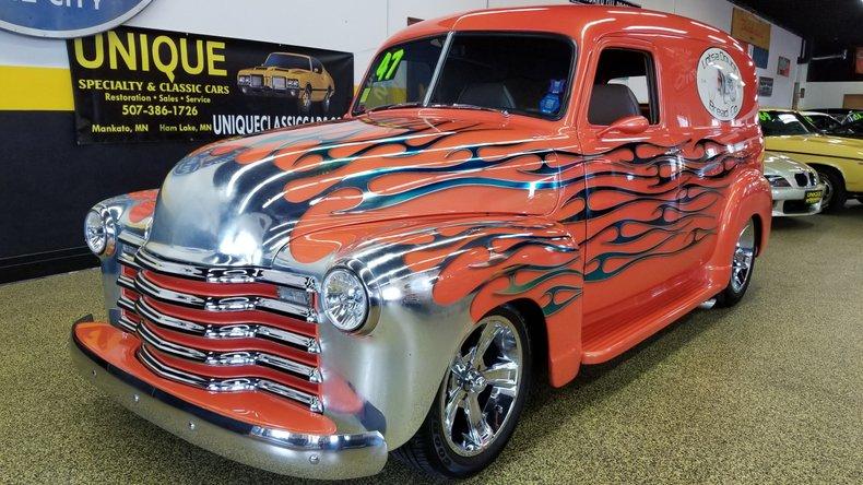 1947 Chevrolet 1/2 Ton Panel Truck