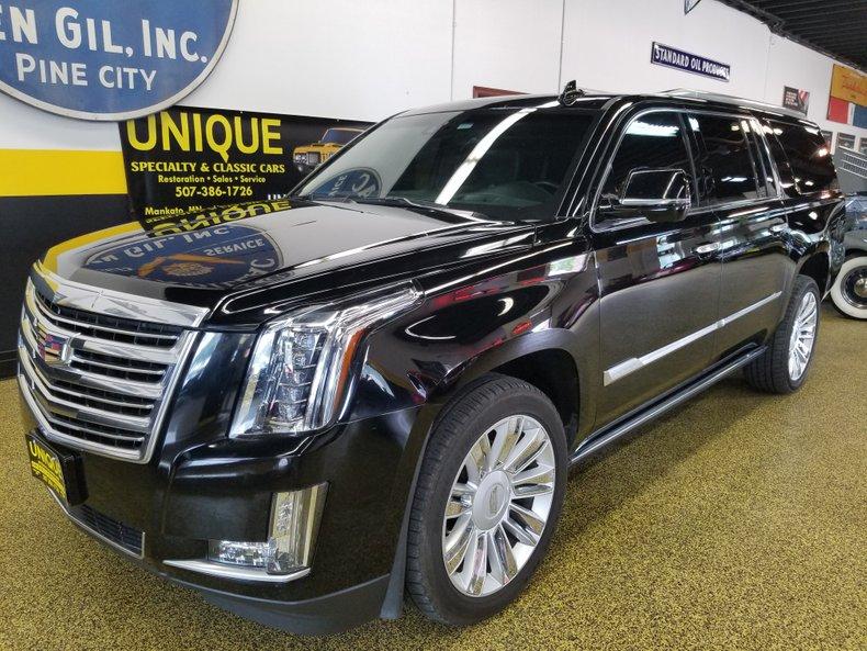 2016 Cadillac ESCALADE E