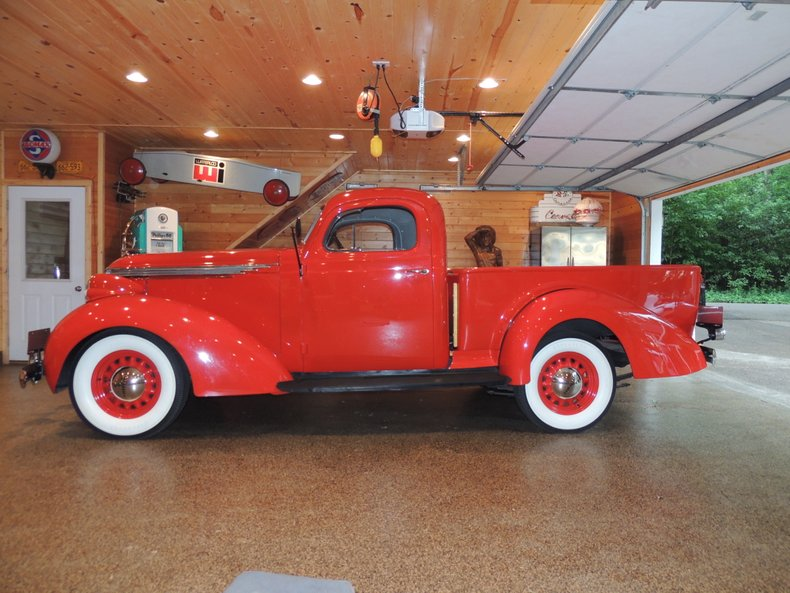 1937 Studebaker EXPRESS 25