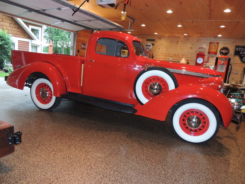 1937 Studebaker EXPRESS 22