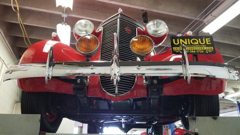 1937 Studebaker EXPRESS 95