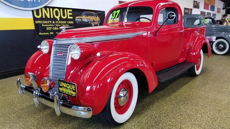 1937 Studebaker EXPRESS