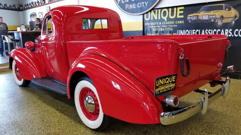 1937 Studebaker EXPRESS 6