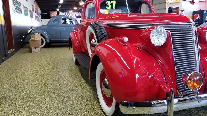 1937 Studebaker EXPRESS 8