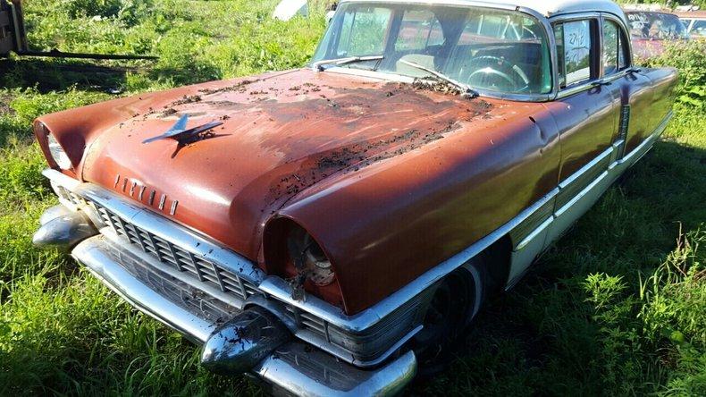 1955 Packard 4DR