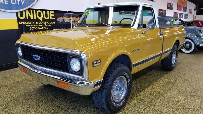 1972 Chevrolet K-10