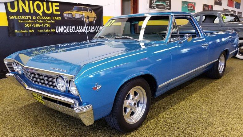 1967 Chevrolet ELCAMINO