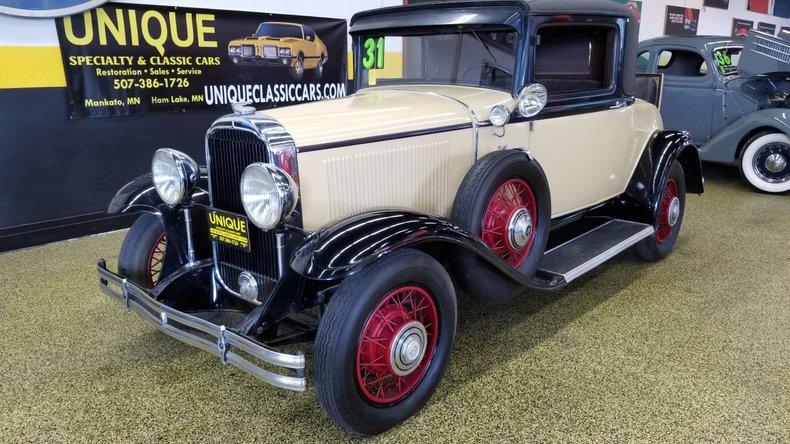 1931 Buick 56 S