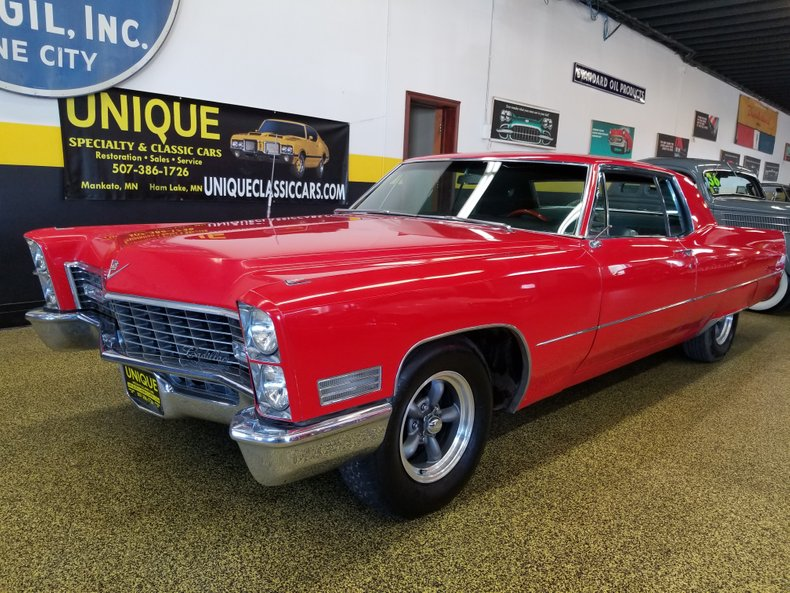 1967 Cadillac Coupe For Sale