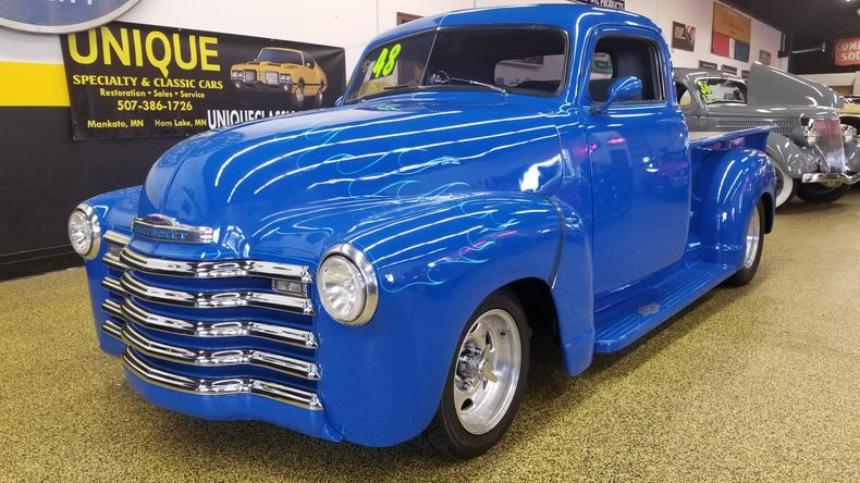 1948 Chevrolet Pickup street rod
