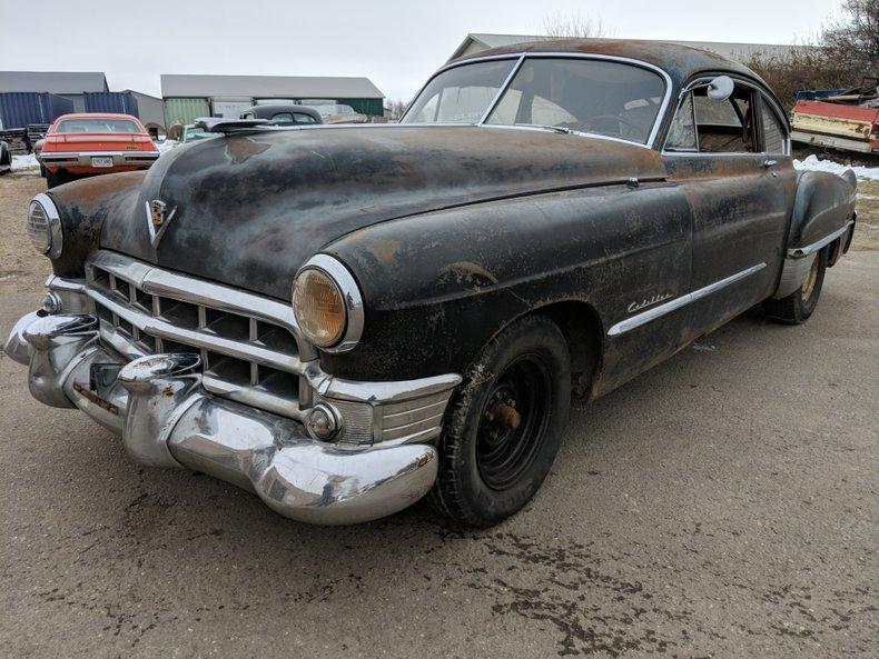 1949 Cadillac Series 61 1