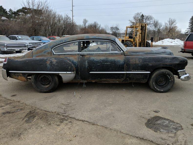 1949 Cadillac Series 61 5