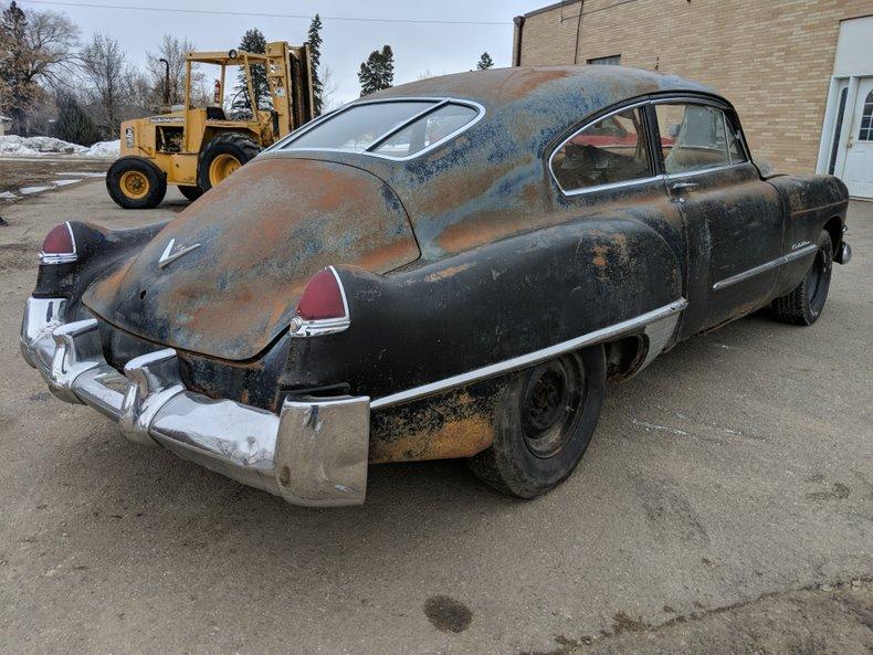 1949 Cadillac Series 61 6