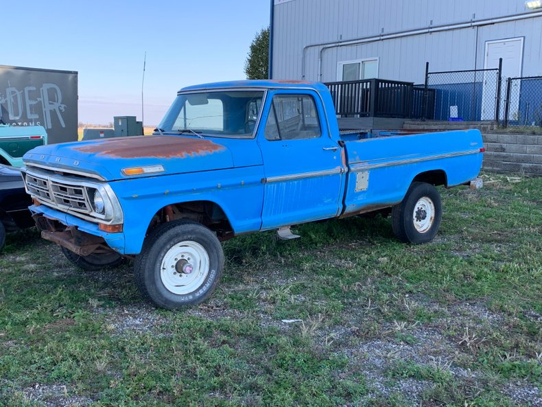 1972 Ford F250 For Sale