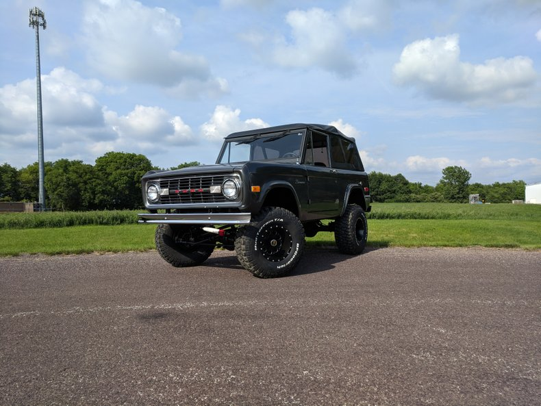 1976 Ford Bronco - Jeff's Heating and Cooling