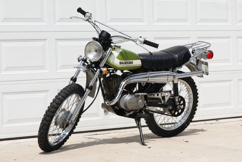 1972 Suzuki TC90J Blazer