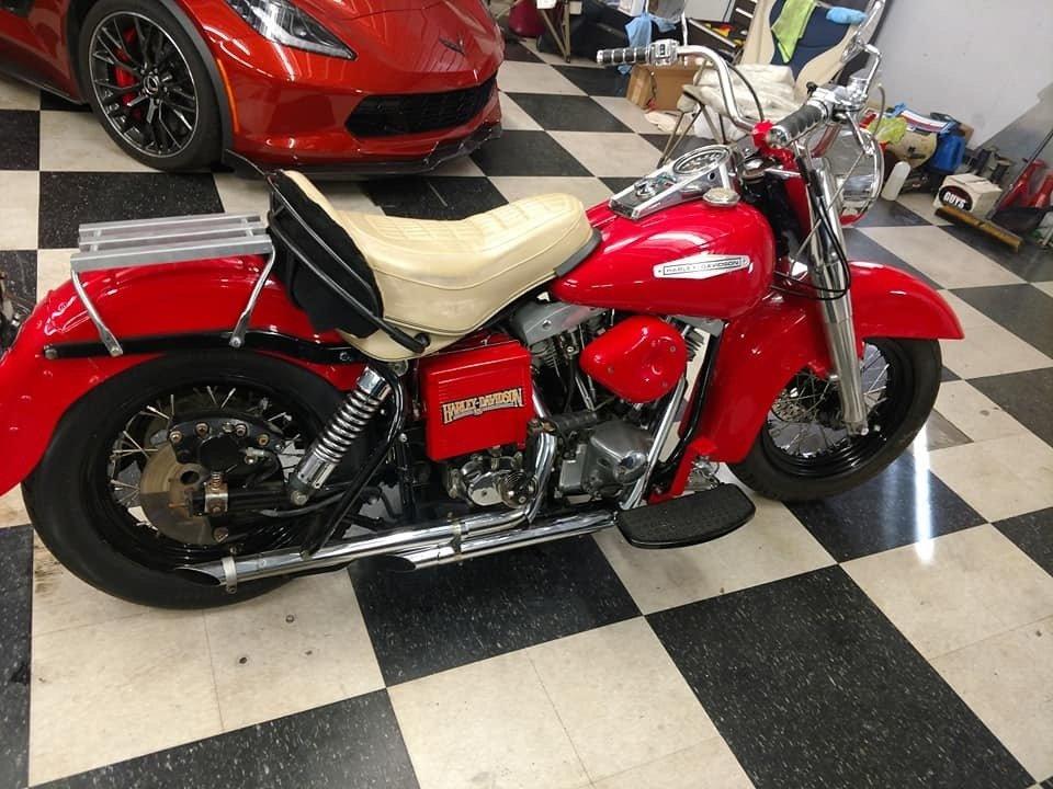 1974 Harley Davidson FLH Electra Glide Shovelhead for sale #1526