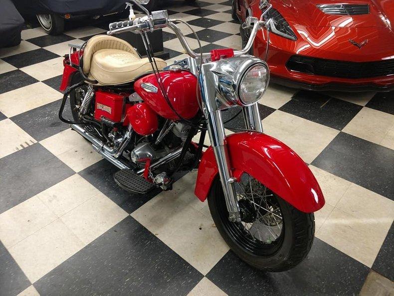 1974 Harley Davidson FLH Electra Glide