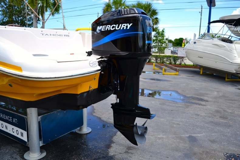 Used 2007 Tahoe 195 Deck Boat boat for sale in West Palm