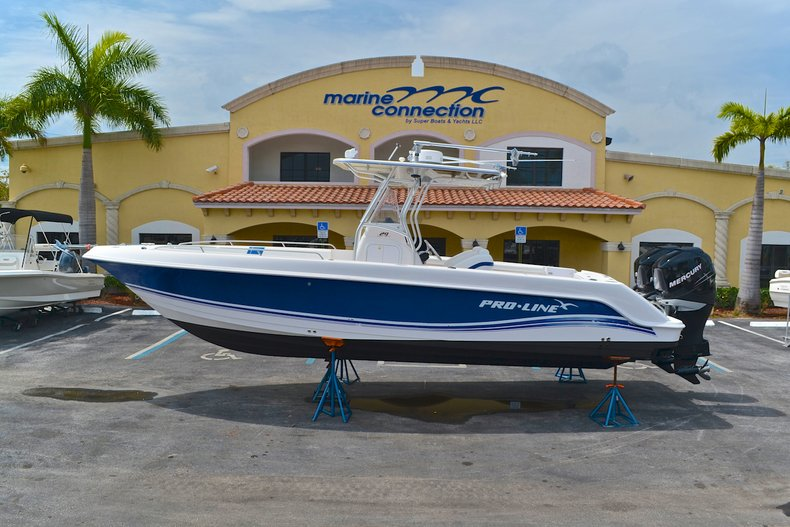Proline Boats For Sale >> Used 2005 Pro Line 29 Super Sport Cc Boat For Sale In West Palm
