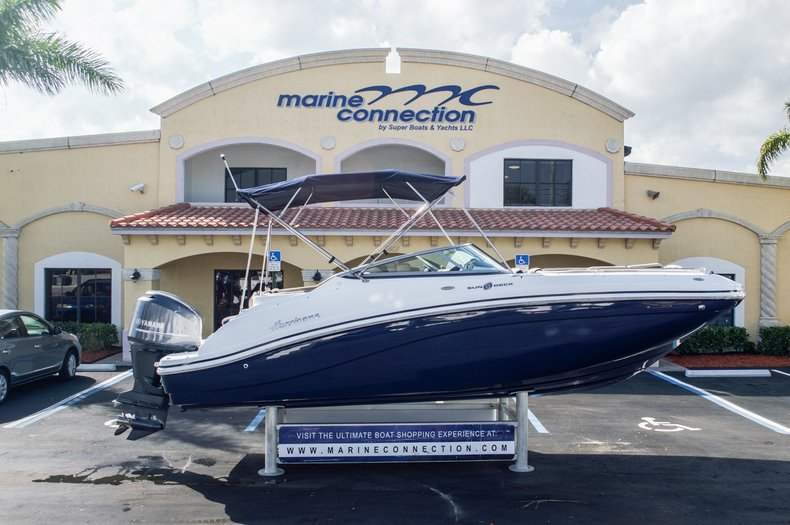 Photo for 2015 Hurricane SunDeck SD 2486 OB