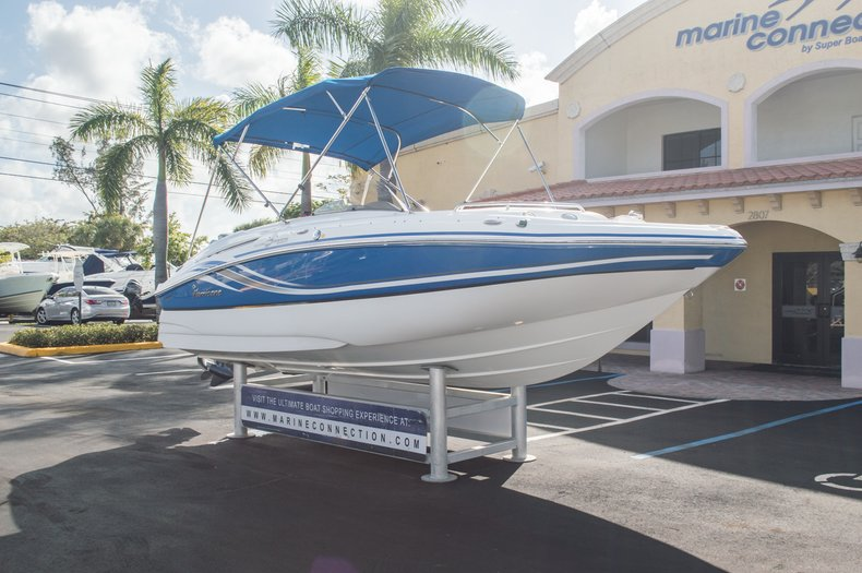 Thumbnail 1 for Used 2012 Hurricane 200 SS boat for sale in West Palm Beach, FL