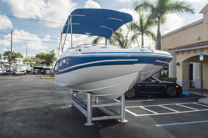 Thumbnail 2 for Used 2012 Hurricane 200 SS boat for sale in West Palm Beach, FL