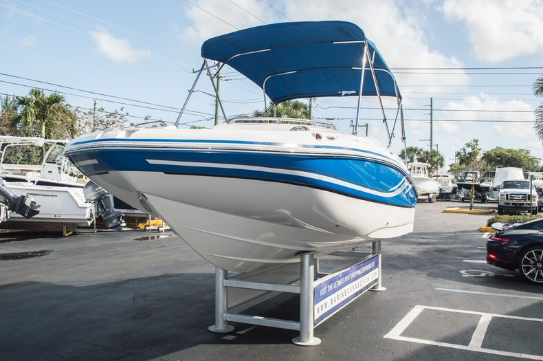 Thumbnail 3 for Used 2012 Hurricane 200 SS boat for sale in West Palm Beach, FL