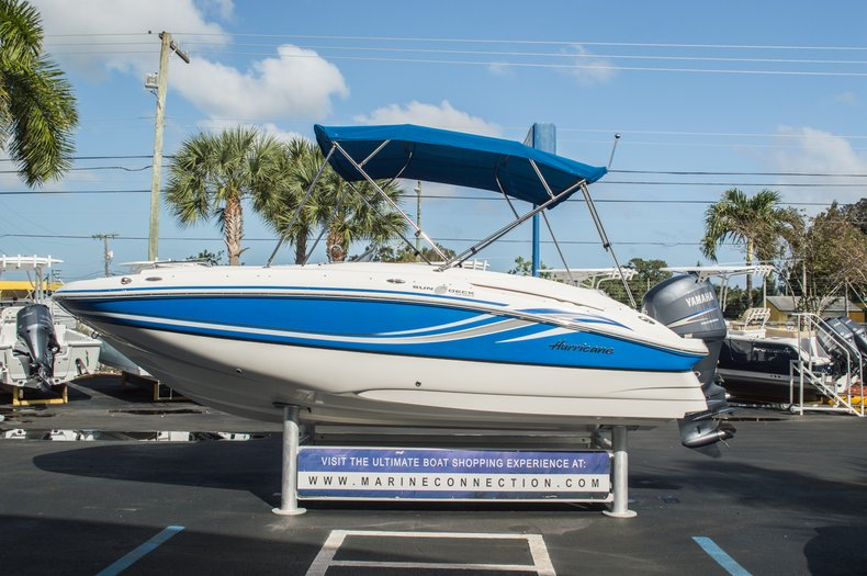 Thumbnail 8 for Used 2012 Hurricane 200 SS boat for sale in West Palm Beach, FL