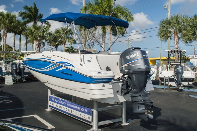 Thumbnail 10 for Used 2012 Hurricane 200 SS boat for sale in West Palm Beach, FL