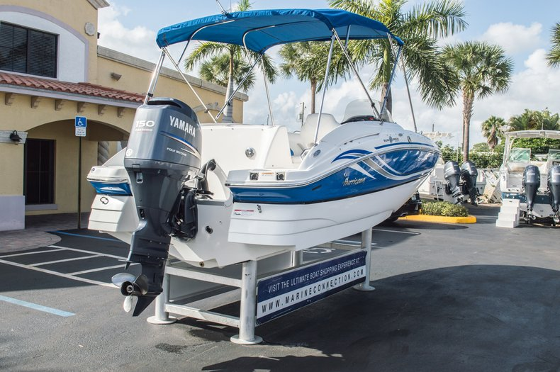 Thumbnail 11 for Used 2012 Hurricane 200 SS boat for sale in West Palm Beach, FL
