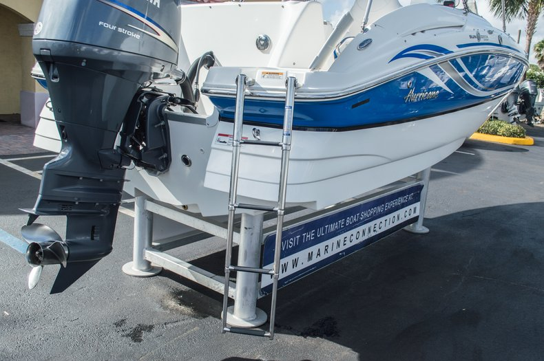 Thumbnail 20 for Used 2012 Hurricane 200 SS boat for sale in West Palm Beach, FL