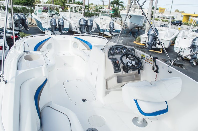 Thumbnail 22 for Used 2012 Hurricane 200 SS boat for sale in West Palm Beach, FL