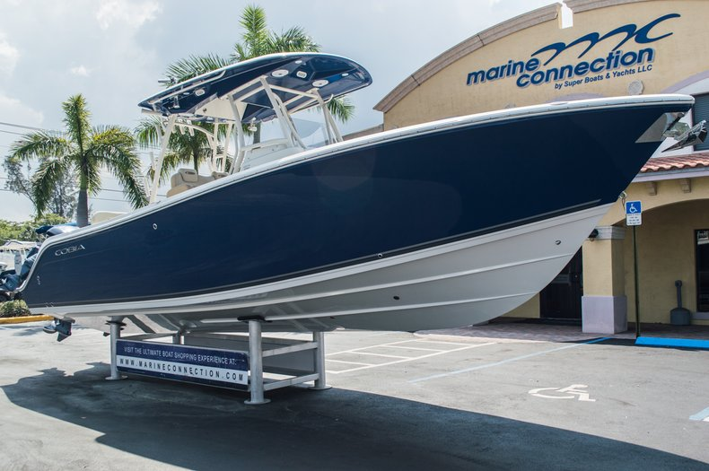 Thumbnail 1 for New 2015 Cobia 296 Center Console boat for sale in West Palm Beach, FL