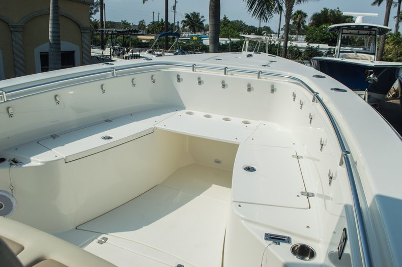 Thumbnail 15 for New 2015 Cobia 296 Center Console boat for sale in West Palm Beach, FL
