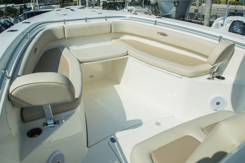 Thumbnail 35 for New 2015 Cobia 296 Center Console boat for sale in West Palm Beach, FL